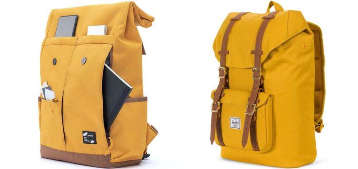 U'Revo Rucksack Taschen Vergleich Design Herschel