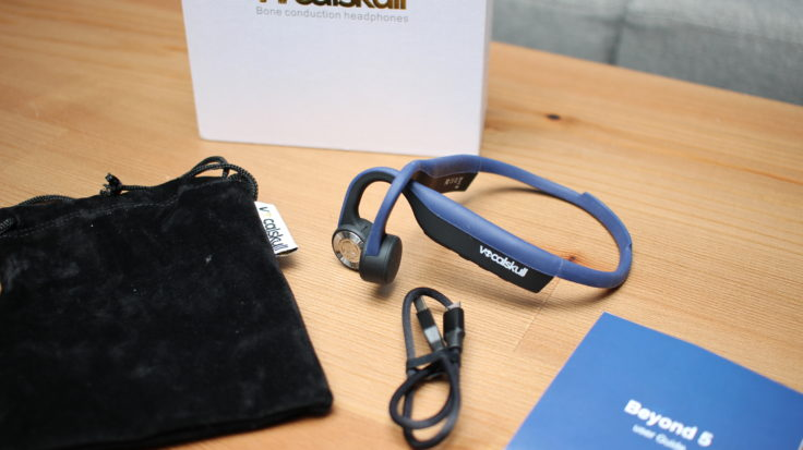 VocalSkull Beyond 5 Bone Conduction Headset Zubehör