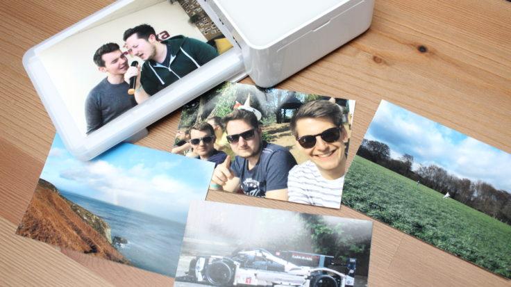 Xiaomi Fotodrucker Beispielfotos