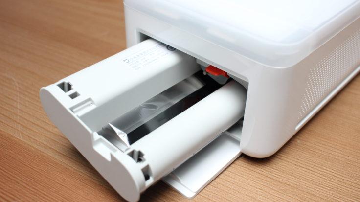 Xiaomi Fotodrucker Patrone wechseln
