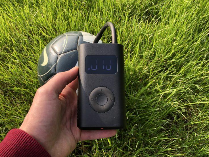 Xiaomi Kompressor Luftpumpe Fußball
