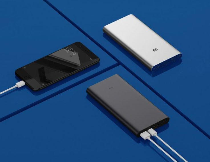 Xiaomi Powerbank 3 Slim