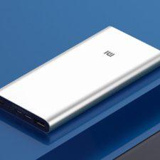 Xiaomi Powerbank 3 Slim silber
