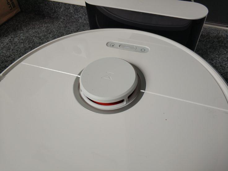 Xiaomi Roborock S6 Saugroboter Ladestation