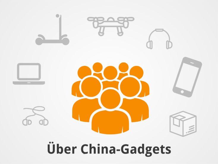 Über China-Gadgets Grafik