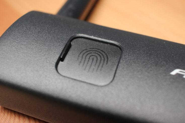 AreoX U8 Smart Lock Scanner geschlossen