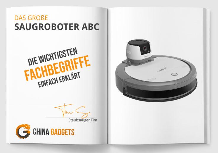 China-Gadgets Saugroboter Lexikon Fachbegriffe