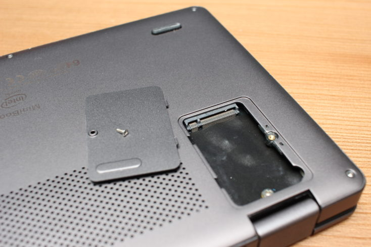 CHUWI Minibook M.2 SSD Slot (2)