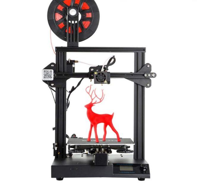 Der Creality CR20 3D-Drucker