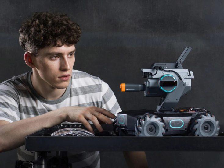 DJI Robomaster S1 Programmierbarer Roboter (2)