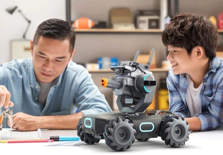 DJI Robomaster S1 Programmierbarer Roboter (3)