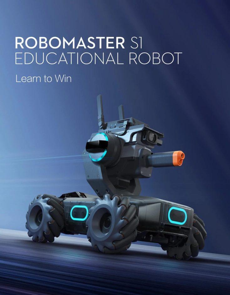 DJI Robomaster S1 Programmierbarer Roboter