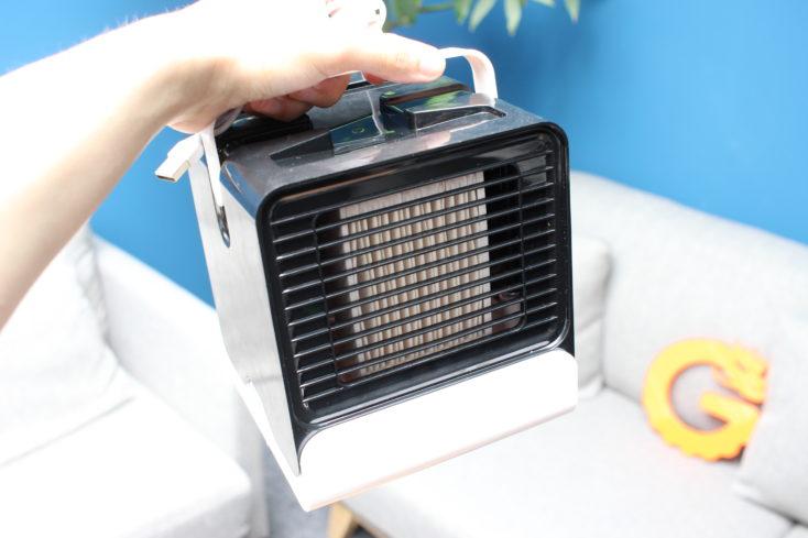 Homegeek Tisch Klimaanlage: Retrolook