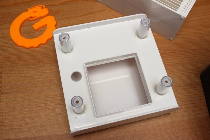 Homegeek Tisch Klimaanlage: Wassertank