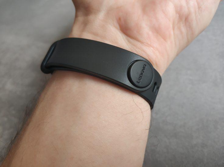 Lenovo HX06H Fitnesstracker Armband Design