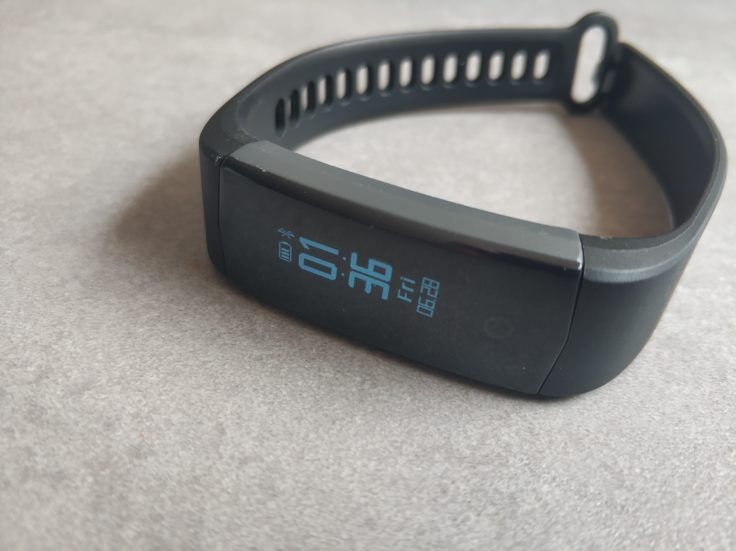 Lenovo HX06H Fitnesstracker Design