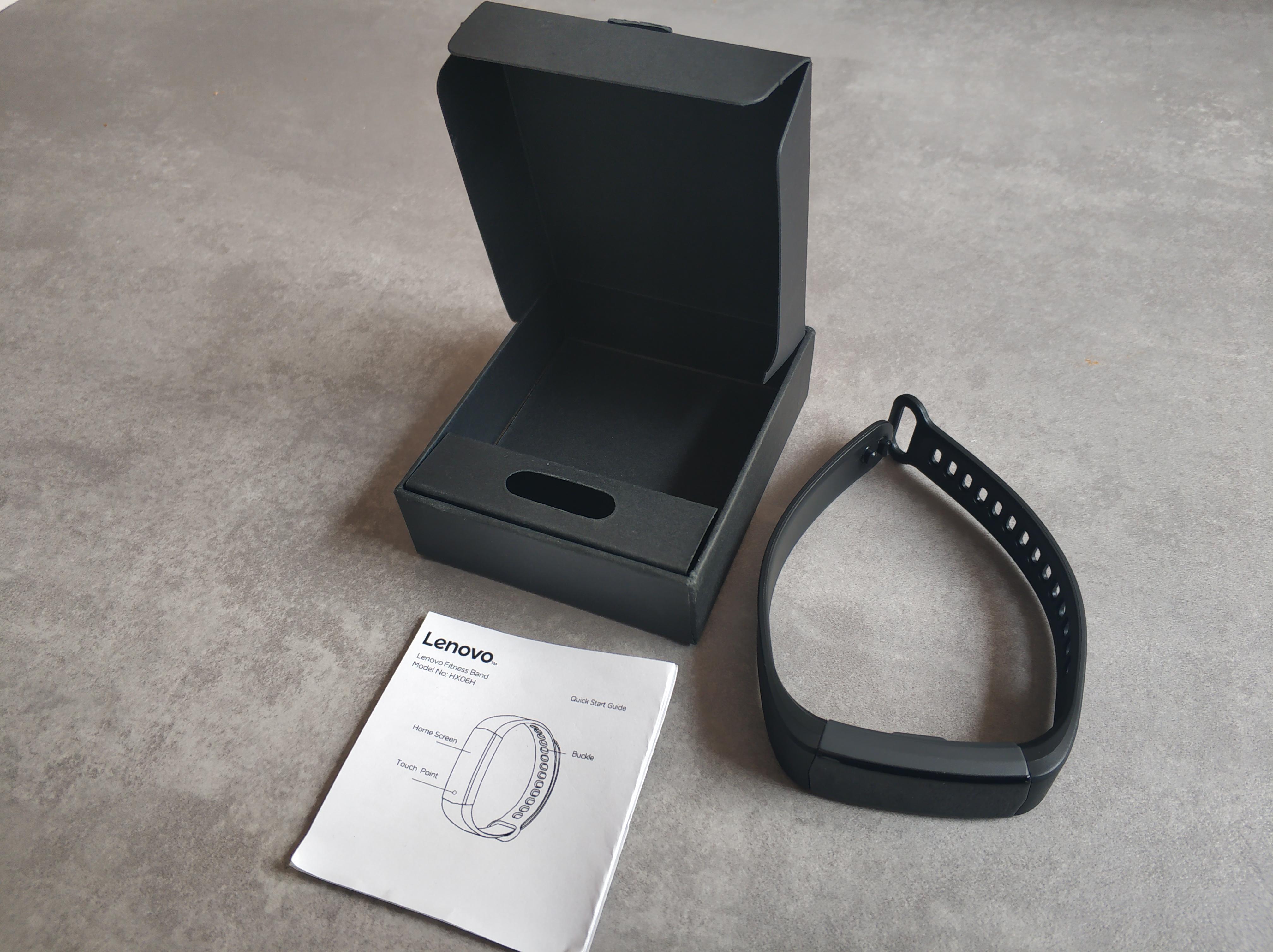 Lenovo HX06H Fitnesstracker im Test: Das neue Hybrid-Modell
