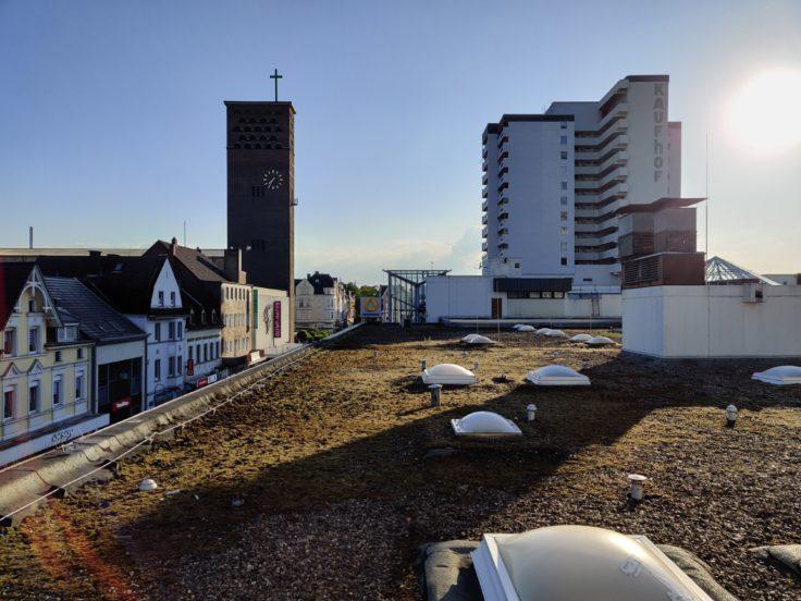 OnePlus 7 Pro Dach