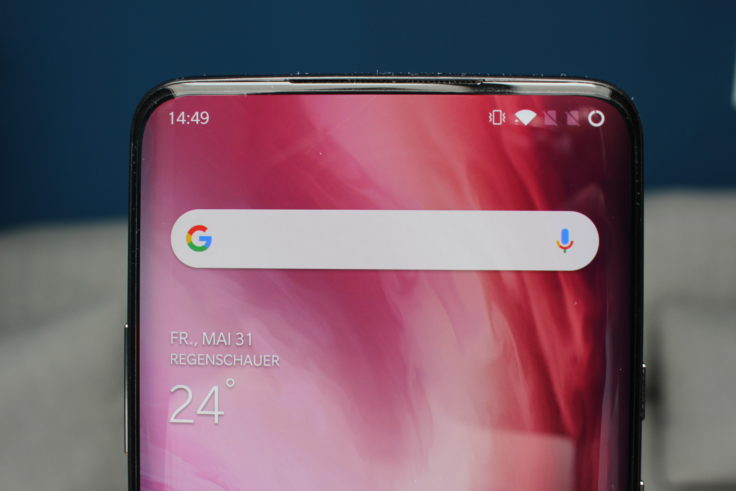 OnePlus 7 Pro Display ohne Notch