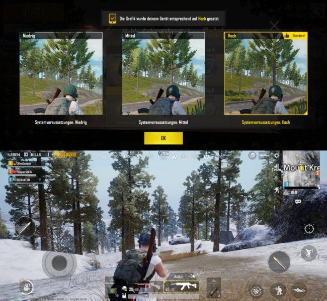 OnePlus 7 Pro PUBG Gaming