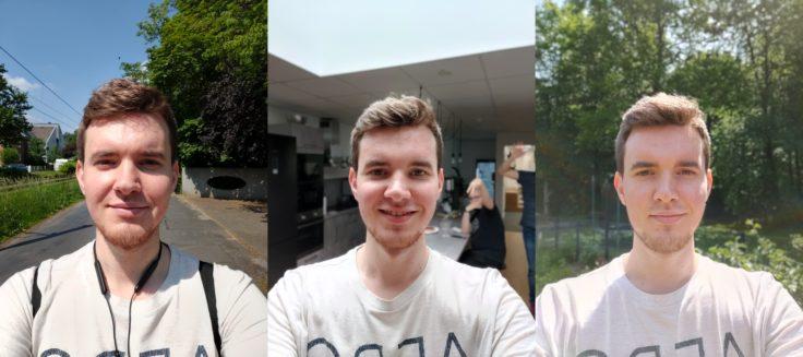 OnePlus 7 Pro Selfies