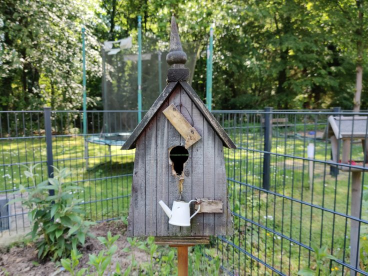 OnePlus 7 Pro Vogelhaus