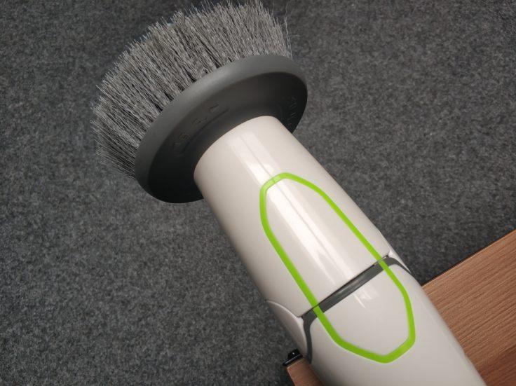 Phaewo elektrische Reinigungsbürste mit Aufsatz