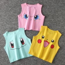 Pokemon Anime Unterhemden