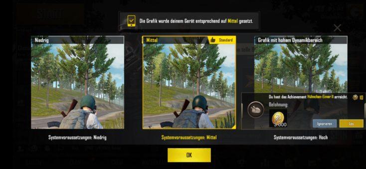 UMIDIGI S3 Pro Screenshot Gaming