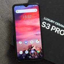 UMIDIGI S3 Pro Smartphone Display