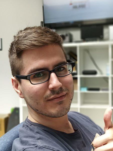 UMIDIGI S3 Pro Testfoto Hauptkamera Person