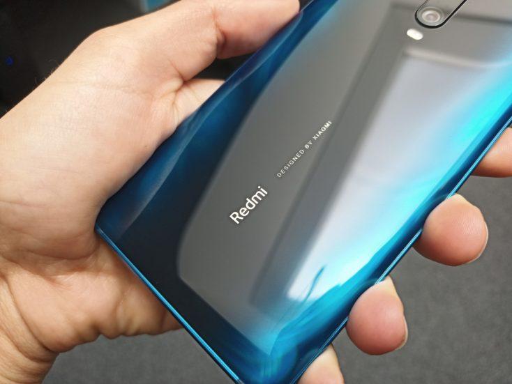 UMIDIGI S3 Pro Testfoto Hauptkamera Redmi Rückseite