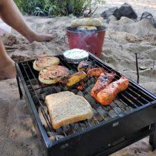 Uten BBQ Grill vs. Eimergrill