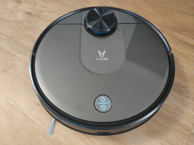 Viomi V2 Saugroboter Design Optik