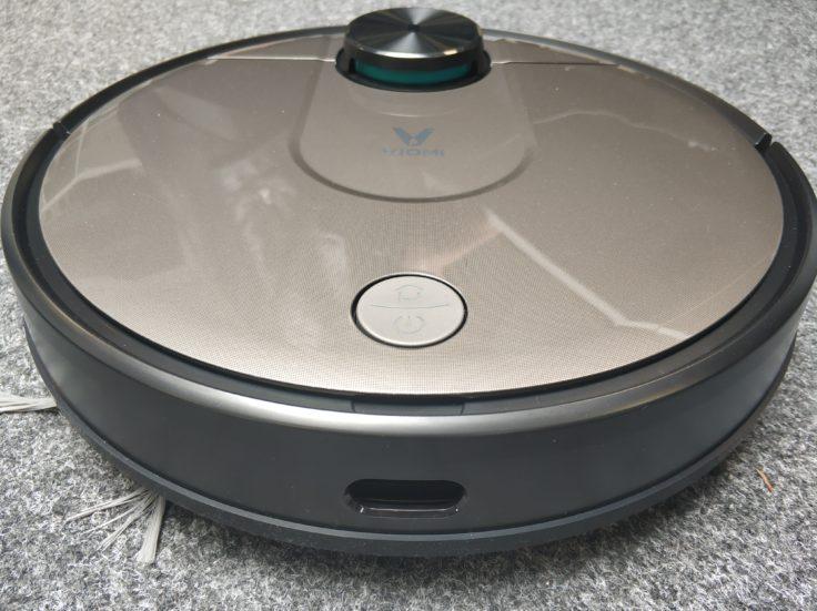 Viomi V2 Saugroboter Maße