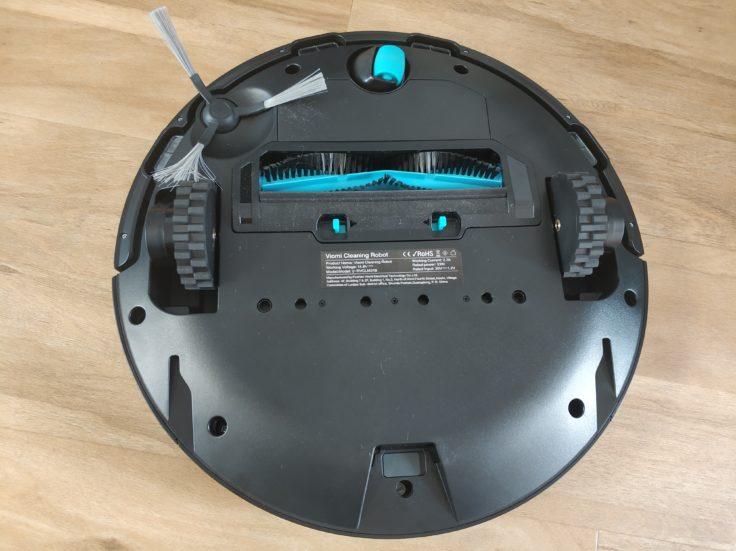 Viomi V2 Saugroboter Unterseite