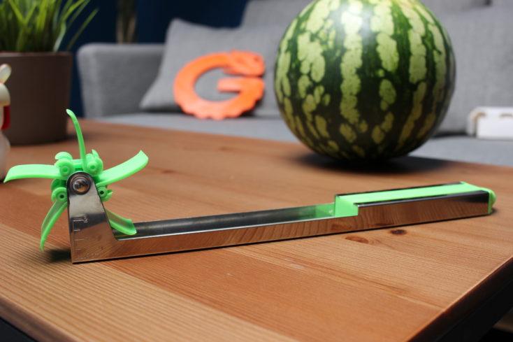 Windmühlen-Wassermelonen-Schneidegerät