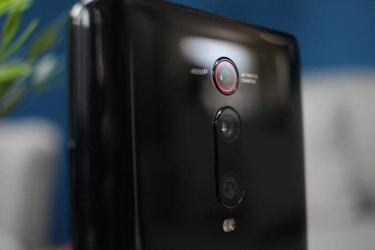 Xiaomi Mi 9T Triple Kamera