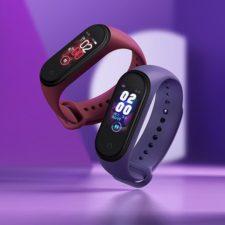 Xiaomi Mi Band 4 offiziell