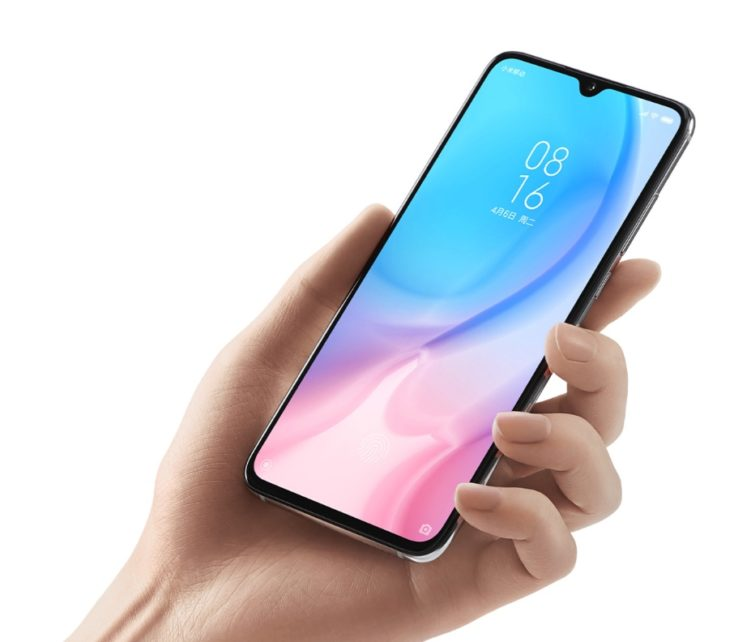 Xiaomi Mi CC9 Smartphone Display