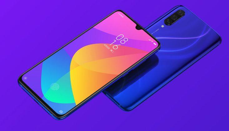 Xiaomi Mi CC9 Smartphone Front