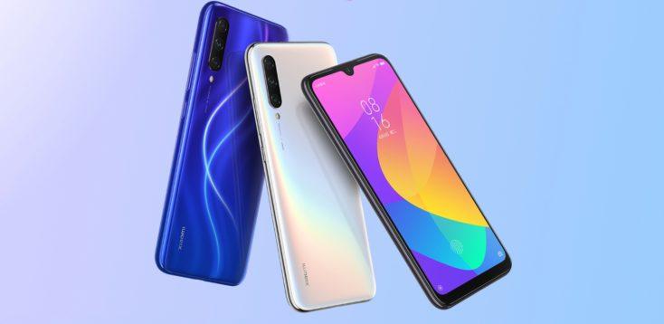 Xiaomi Mi CC9e Smartphone Design
