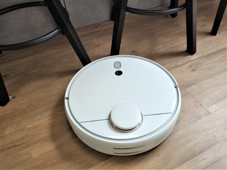 Xiaomi Mi Robot 1S Saugroboter Hinderniserkennung