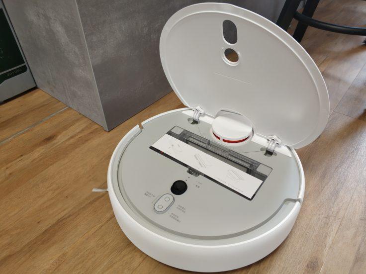 Xiaomi Mi Robot 1S Saugroboter Klappe