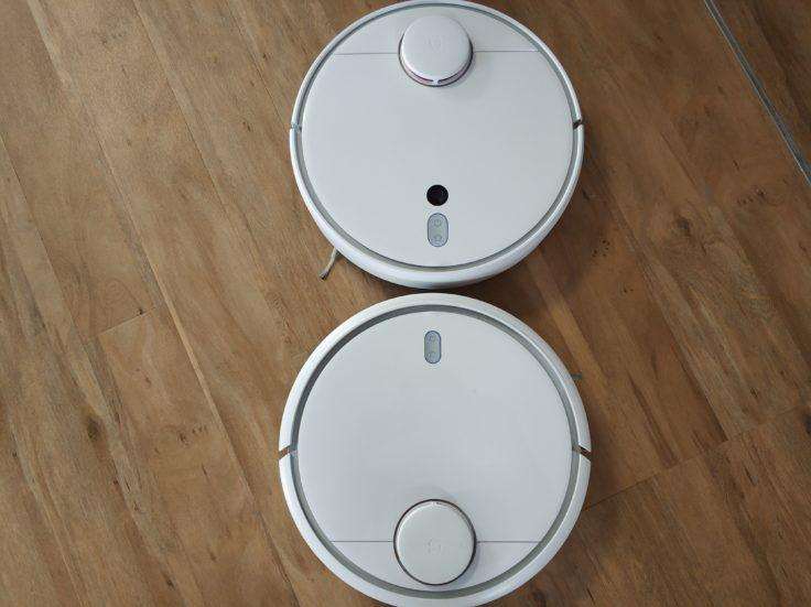 Xiaomi Mi Robot 1S Saugroboter Vergleich Mi Robot