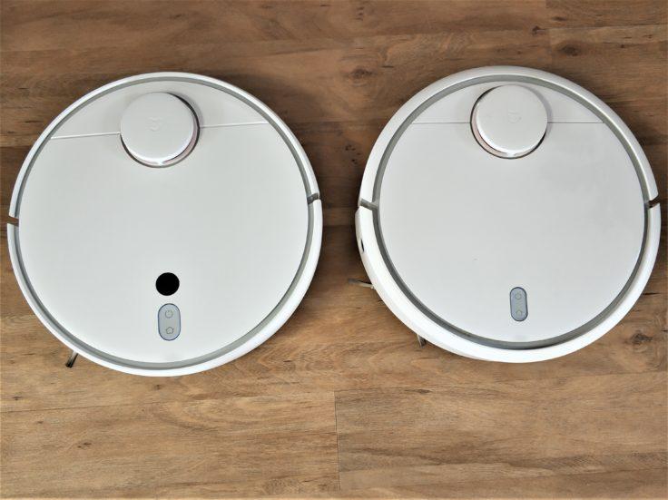 Xiaomi Mi Robot 1S Saugroboter Vergleich Mi Robot Optik