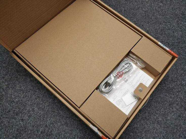 Xiaomi Mi Robot 1S Saugroboter Verpackung