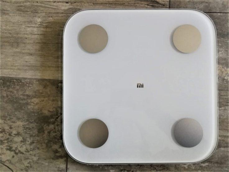 Xiaomi Mi Scale Personenwaage Design