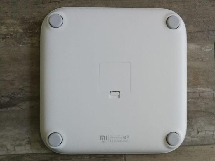 Xiaomi Mi Scale Personenwaage Unterseite