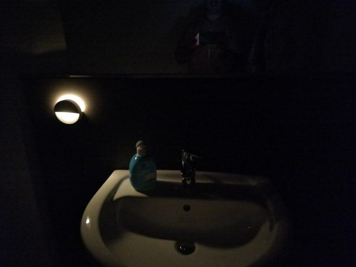 Xiaomi Mijia Bluetooth LED-Nachtlicht im Bad